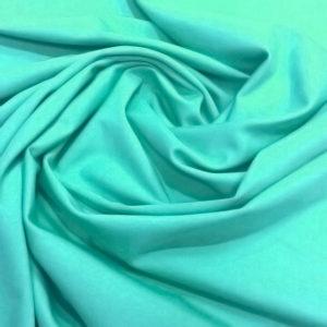 Ткань бифлекс матовый бирюзовый