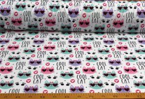 Ткань ниагара «супер кошки»