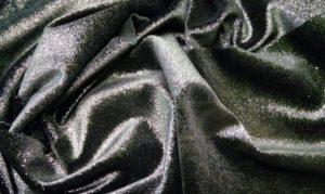 Для обивки мебели ткань бархат металлик цвет черный