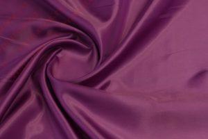 Ткань для спецодежды подкладочная поливискоза цвет фиолетовый