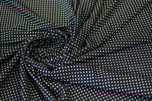 Ткань масло пшено цвет черный