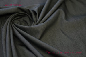 Ткань тенсель джинс цвет черный