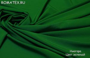 Ткань ниагара цвет зеленый